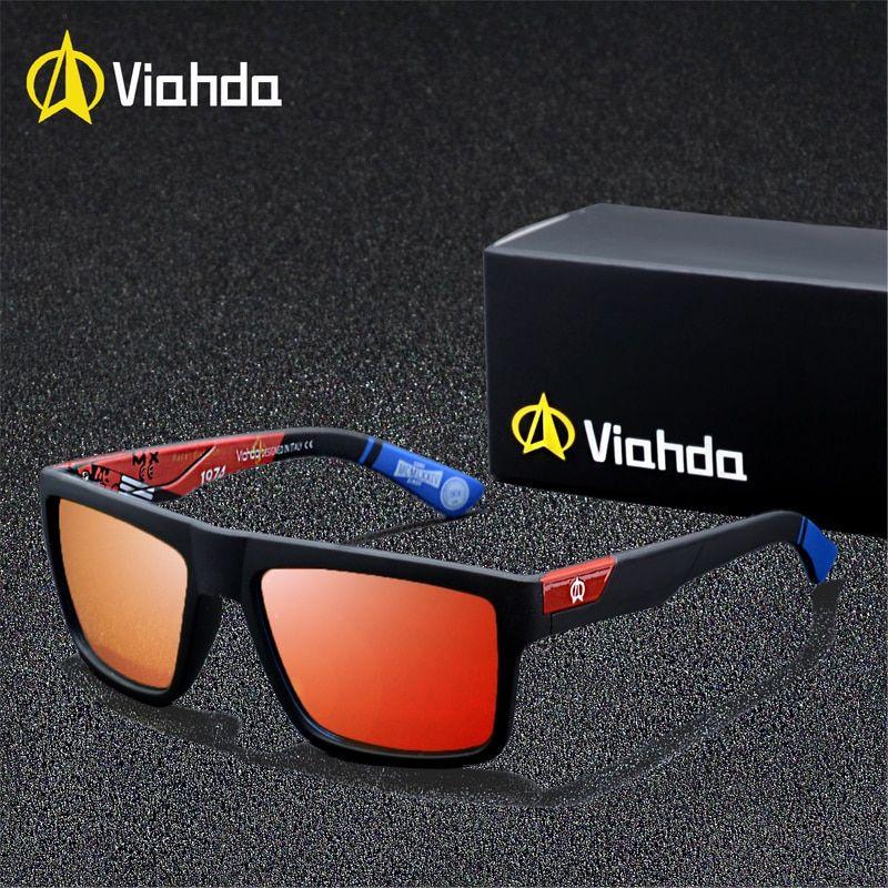 Squared Sunglasses The DIRECTOR Glasses Men Sport Square