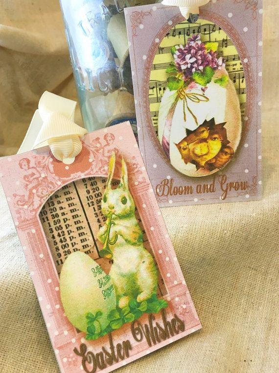 Easter gift tags vintage gift tags by indigowings on etsy tags easter gift tags vintage gift tags by indigowings on etsy negle Gallery