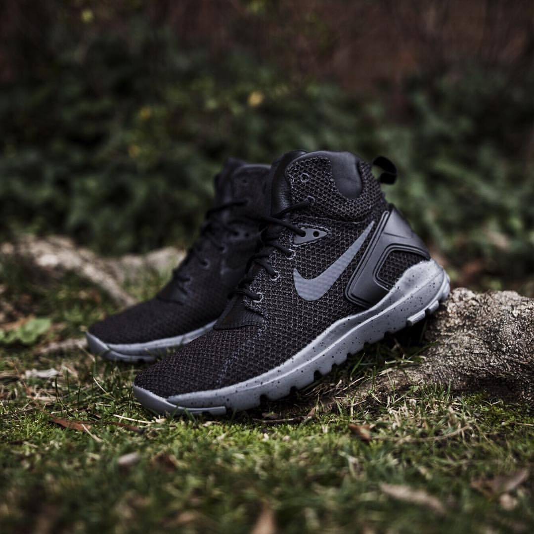 sale retailer 7fd55 701f7 Nike Koth Ultra Mid Jacquard  Black Anthracite