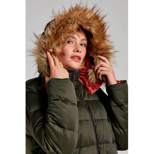 c94784ae243 Plus by Etage winterjas met imitatie bont | Products in 2019 ...