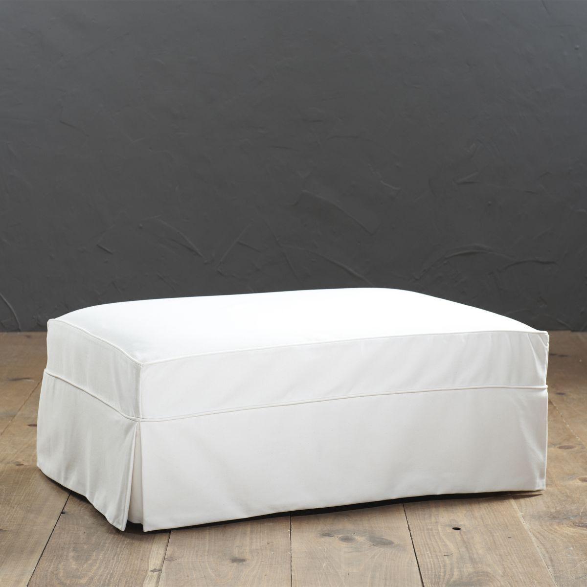 Awe Inspiring Graham Storage Ottoman Slipcover Special Order Fabrics Short Links Chair Design For Home Short Linksinfo