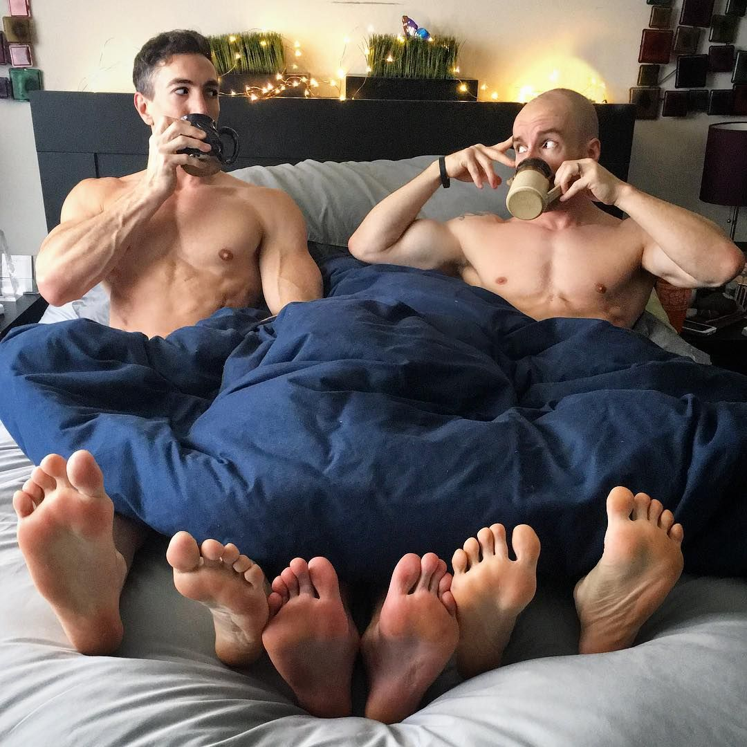 Gay mens feet