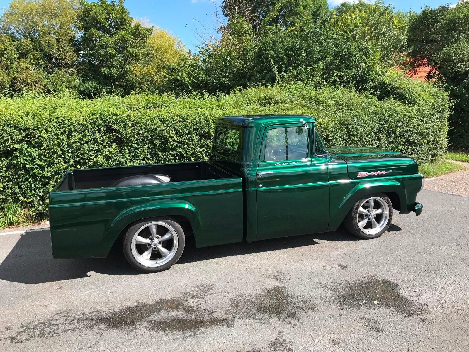 Http Www Ebay Co Uk Itm Ford F100 332328278590 Hash Item4d604f1a3e G Wlyaaoswtzlzgqek Ford Ford Trucks Pallet Chest