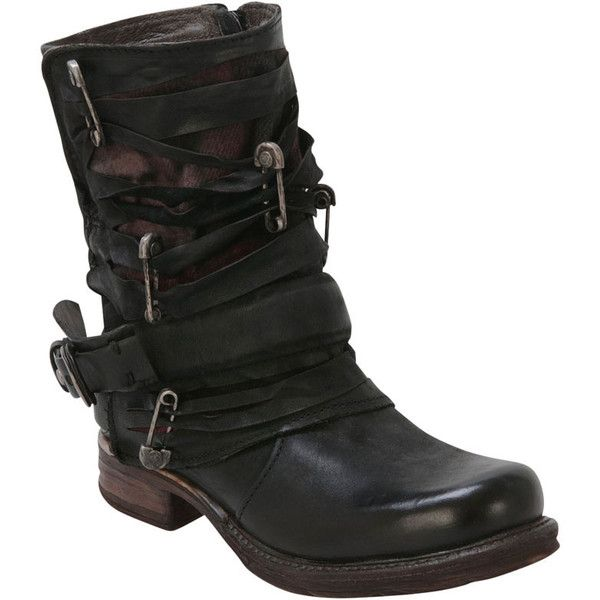 A S 98 Women S 717221 Ankle Boot Boots Shoe Boots Leather Boots