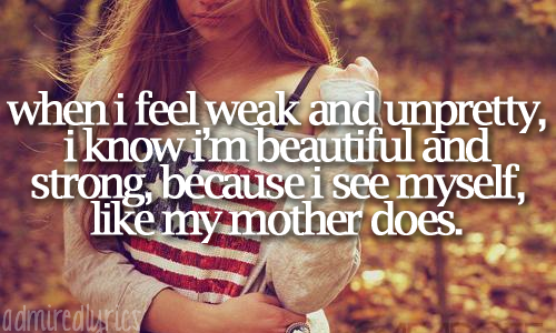 Like My Mother Does ~ Lauren Alaina