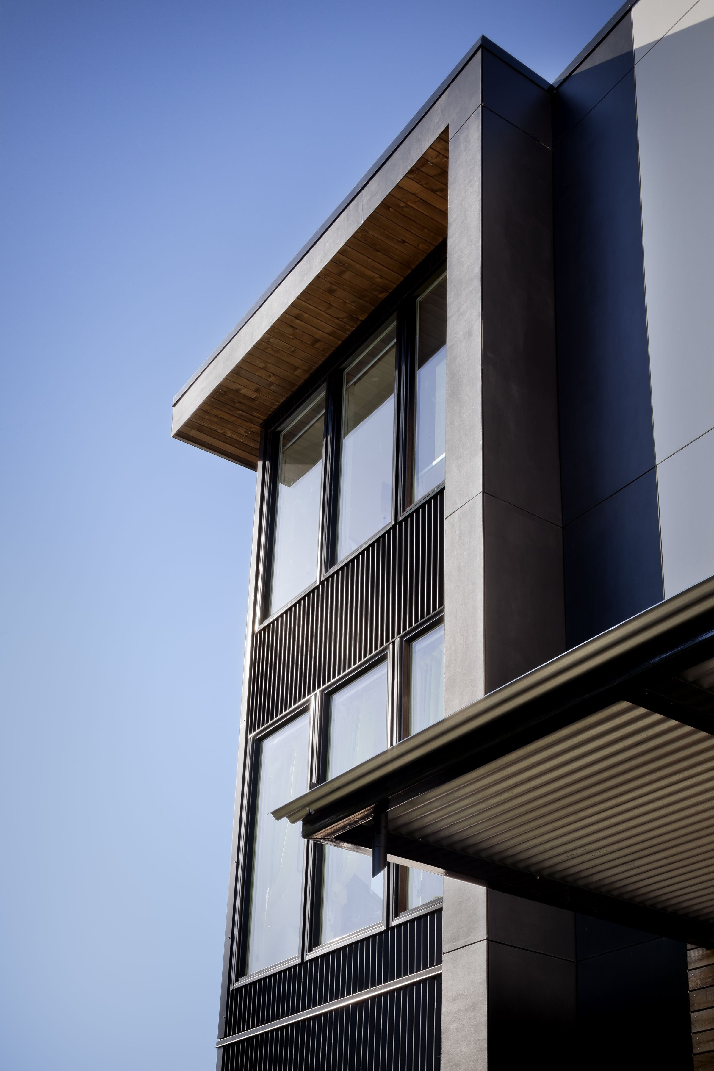 Exterior View Of Contemporary Apartment Building Designed By First Lamp Architects In Seattle Washingto Contemporary Apartment Apartment Building Small Studio