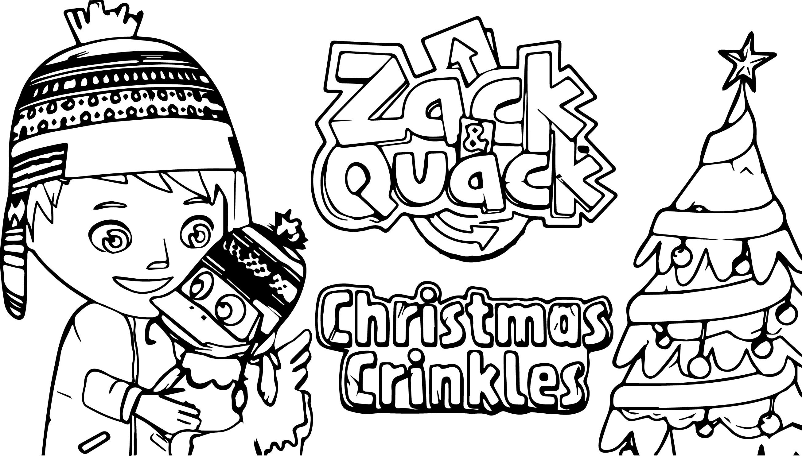 Coloring Pages Zack And Quack Drawing Quack di Zack Quack coloring ...