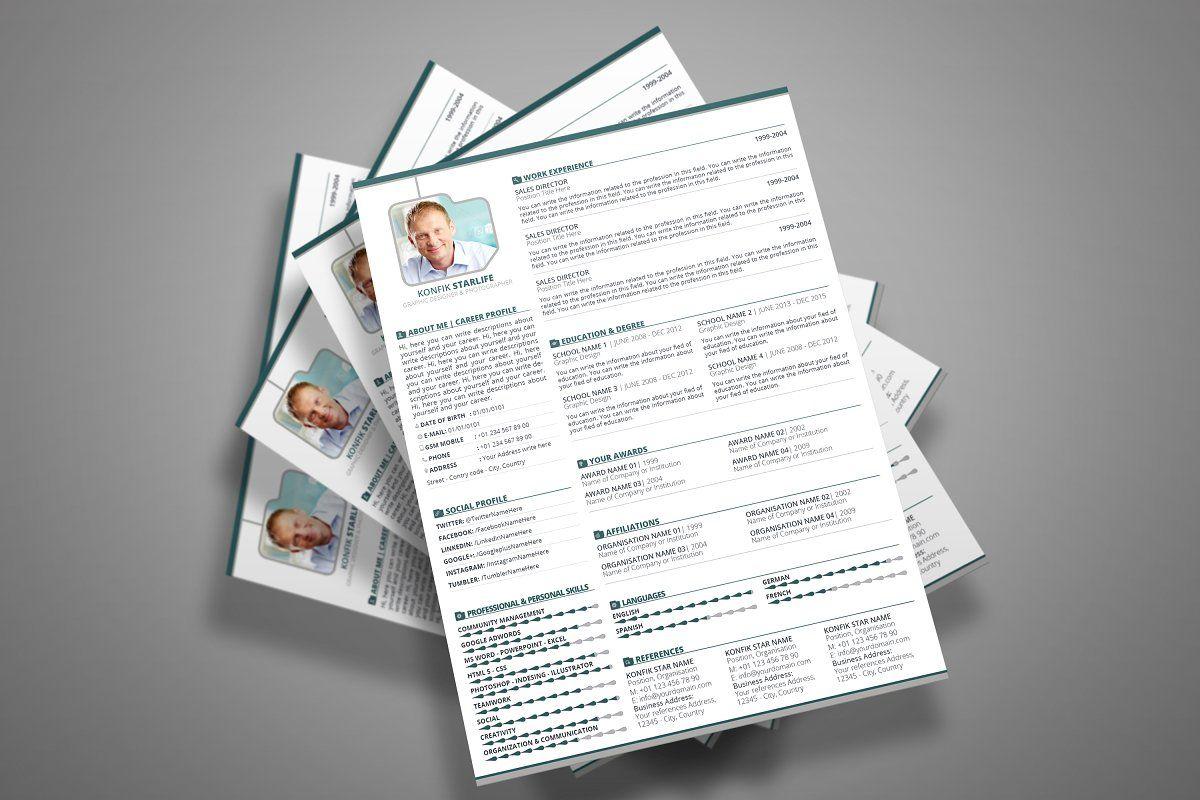 Swiss Resume CV New in 2020 Resume cv, Resume, Company job