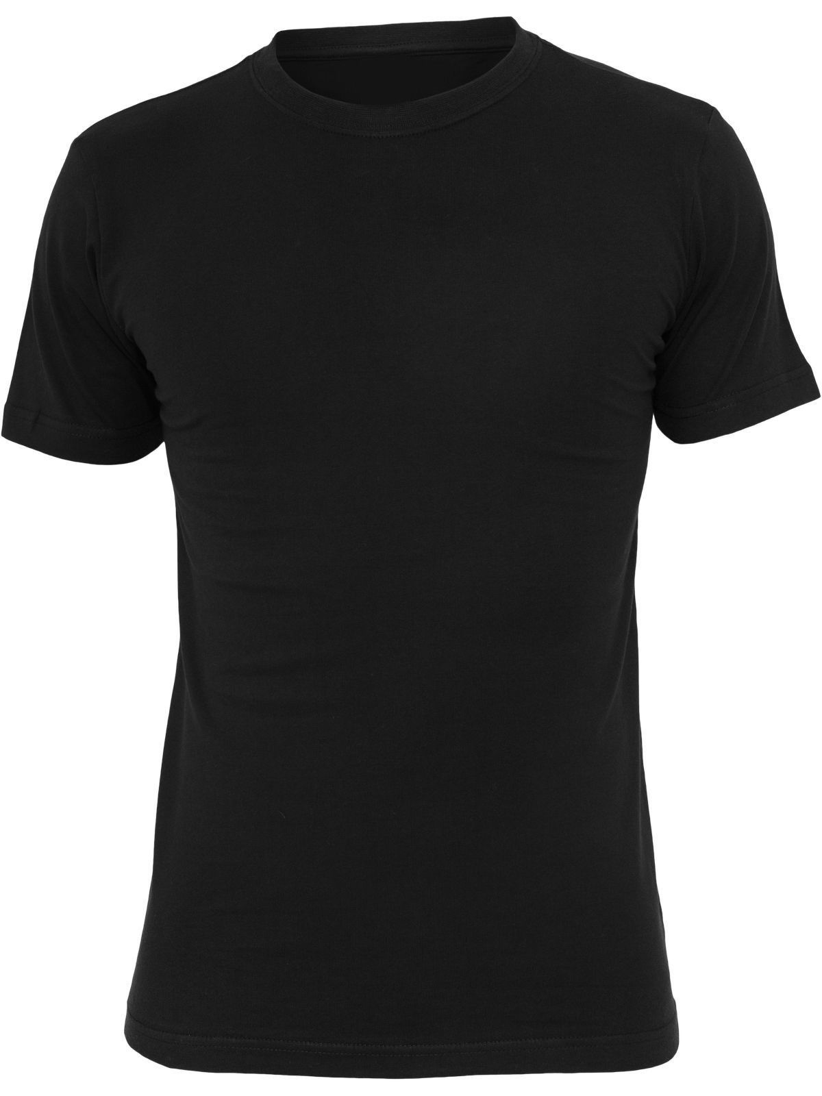 Black T Shirts With Custom Logo Print Available With Different Logo
