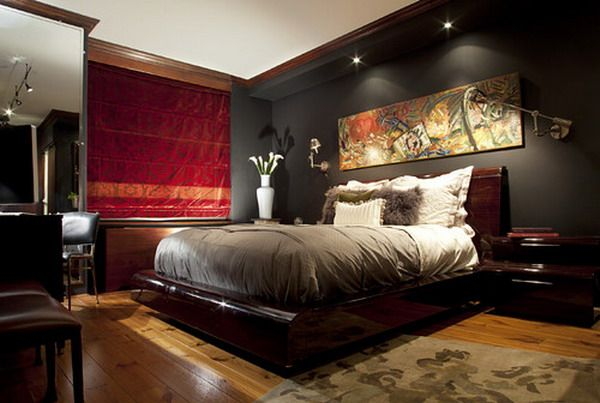 Bon Modern Masculine Bedroom Design Ideas | Home Interior Design