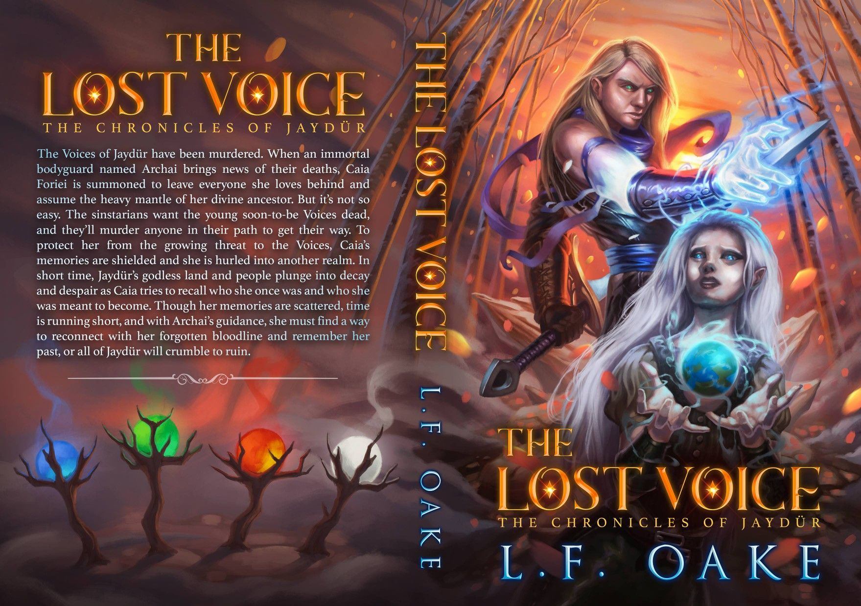 New Fantasy Series The Lost Voice Is Now Available On Amazon Barnes And Noble And More Lost Voice The Voice New Fantasy