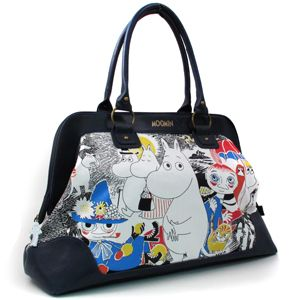 Moomin Handbag D With Images Bags