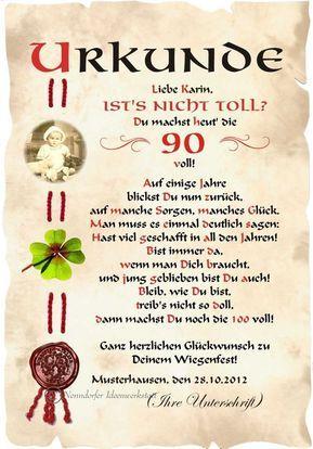 Geburtstag Urkunde zum 20 Gl/ückwunsch Geschenkurkunde personalisiertes Geschenk Gedicht Gru/ßkarte Geschenkidee mit Spruch DIN A4