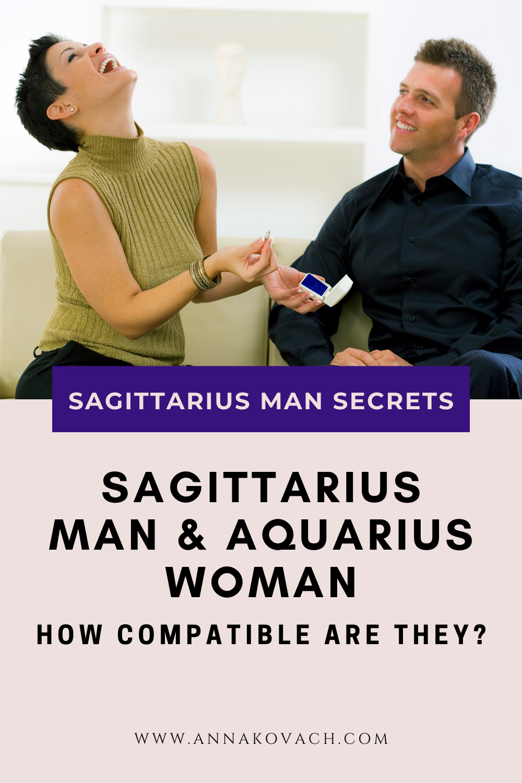Your Match: Sagittarius Man and Aquarius Woman Love