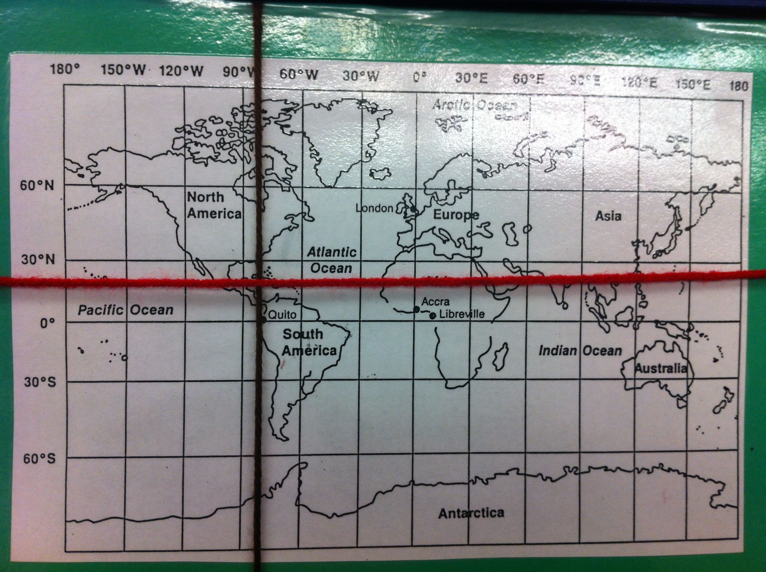 Ways To Teach Latitude And Longitude