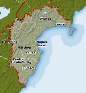 Napier New Zealand Map.Hawkes Bay New Zealand New Zealand Napier New Zealand New