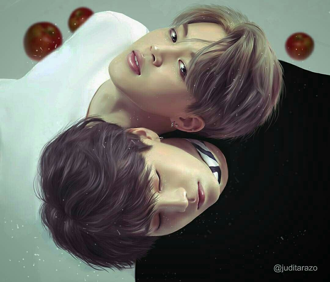 Follow this Instagram juditarazo to see his beautiful fanart of bts