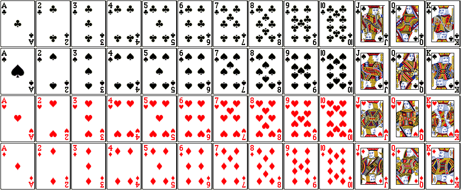 image about Printable Playing Cards named Pin upon Poker