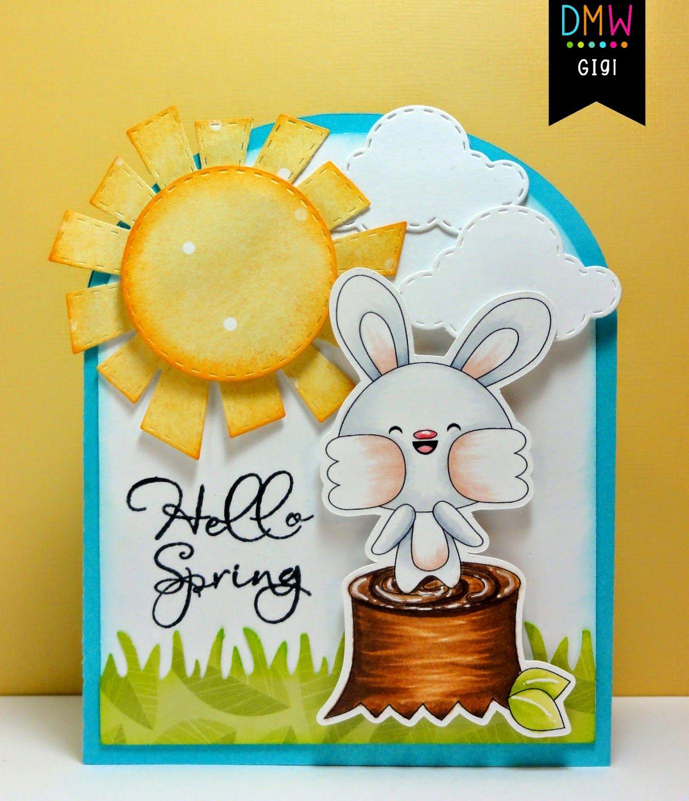 Hello Spring!-Using Spring Bunny