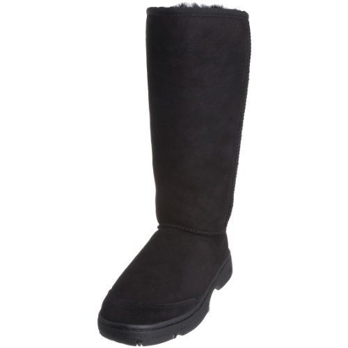 Ugg Ultimate Tall Braid Ultra boots in
