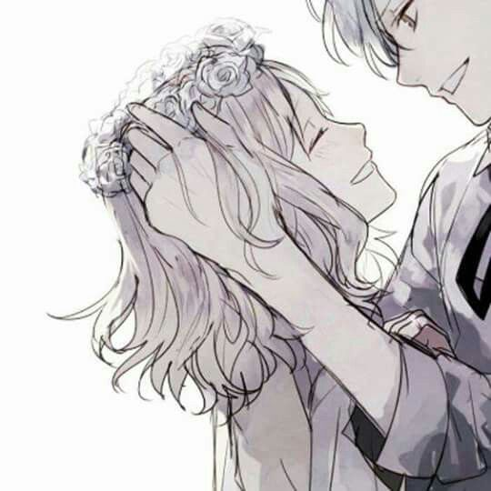 Cute couple cute pinterest couples anime and anime couples cute couple altavistaventures Images