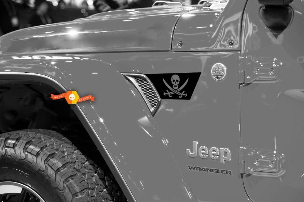 Jeep Wrangler 2018 Jl Jlu Front Fender Fender Jl Fender Vent