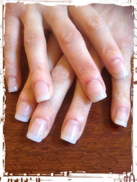 61+ Trendy nails ideas natural acrylic