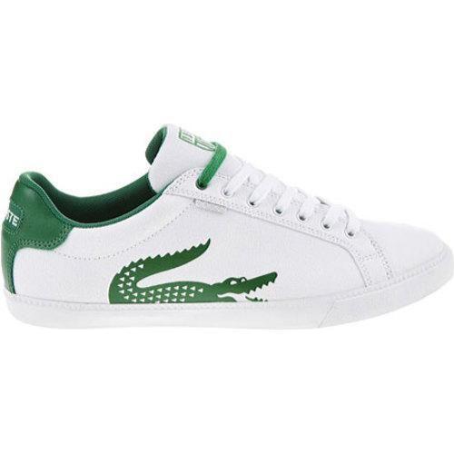 Men's Lacoste Graduate Vulc TSP Sneaker White/