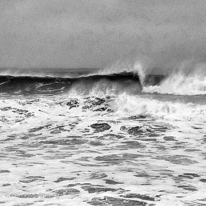 Crashing Wave. Gloucester, MA