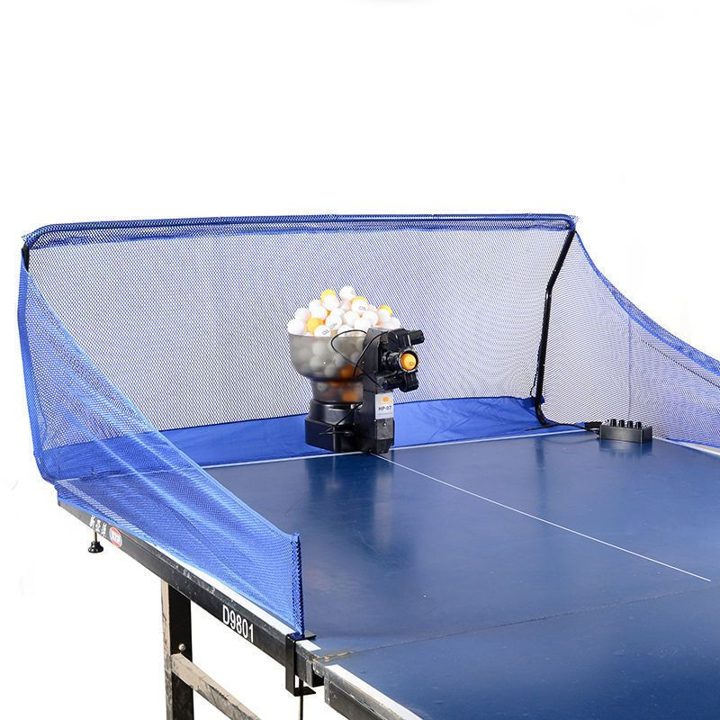 2 The Ball Container Is Filled With Table Tennis Balls Which Can Accommodate About 110 Table Tennis Bal Table Tennis Table Tennis Robot Ping Pong Table Tennis