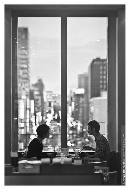 No Number | Dinner for Two by Nicola Bernardi, via Flickr http://froknowsphoto.com/april-9th-2012/