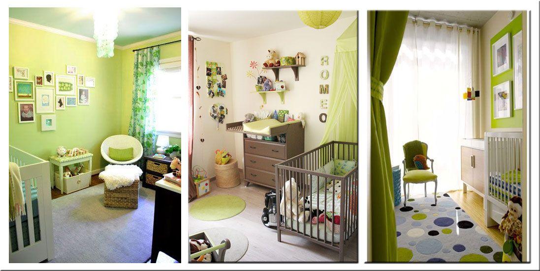 Ambiance chambre bébé vert anis | Déco chambre bébé | Pinterest ...