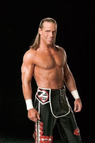 Shawn Michaels Making My Mouth Water Haha Shawn Michaels