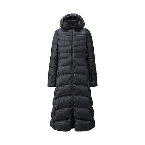 92adb0ee30c WOMEN Ultra Light Down Long Coat Long Down Coat