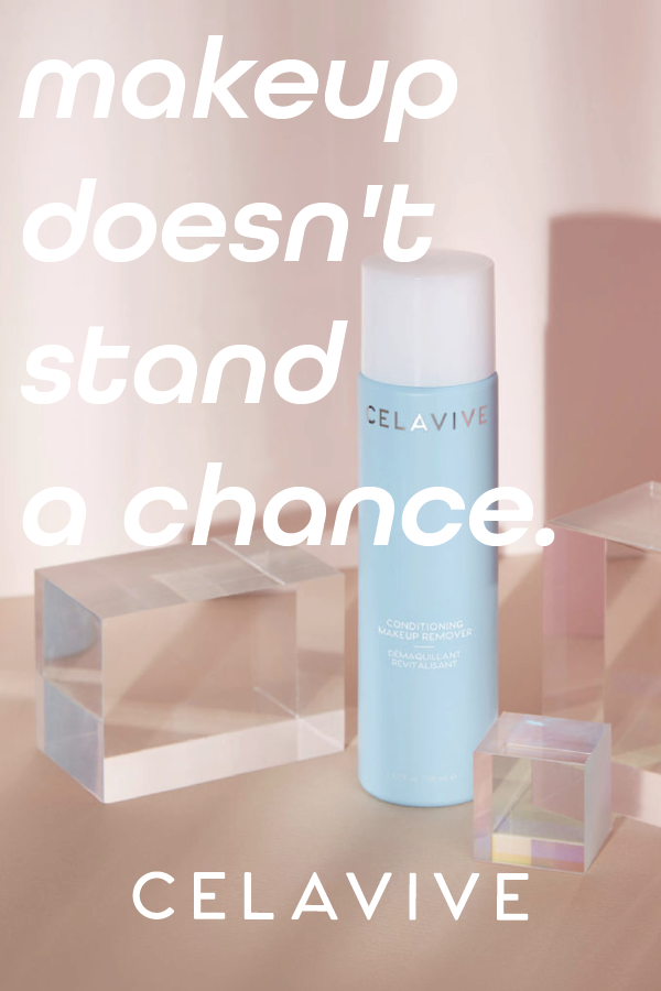 Celavive Conditioning Makeup Remover Say goodbye to
