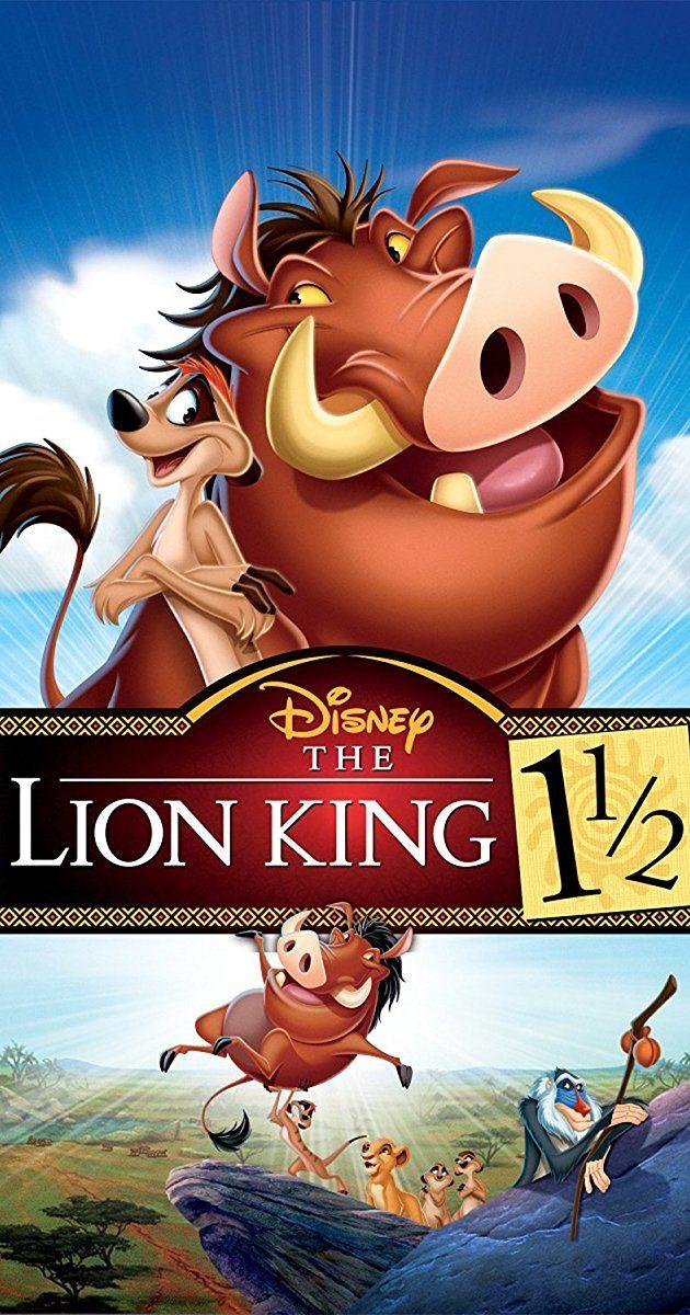 lion king 1/2 imdb