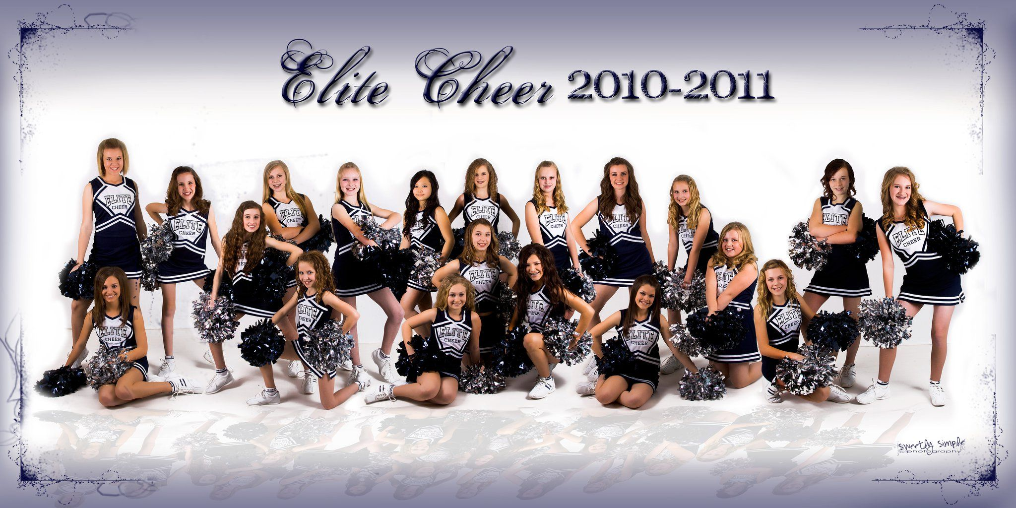 Dixie Cheer Competition Cheer team pictures, Dance team