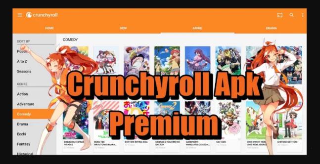 Pin on Crunchyroll Premium Apk