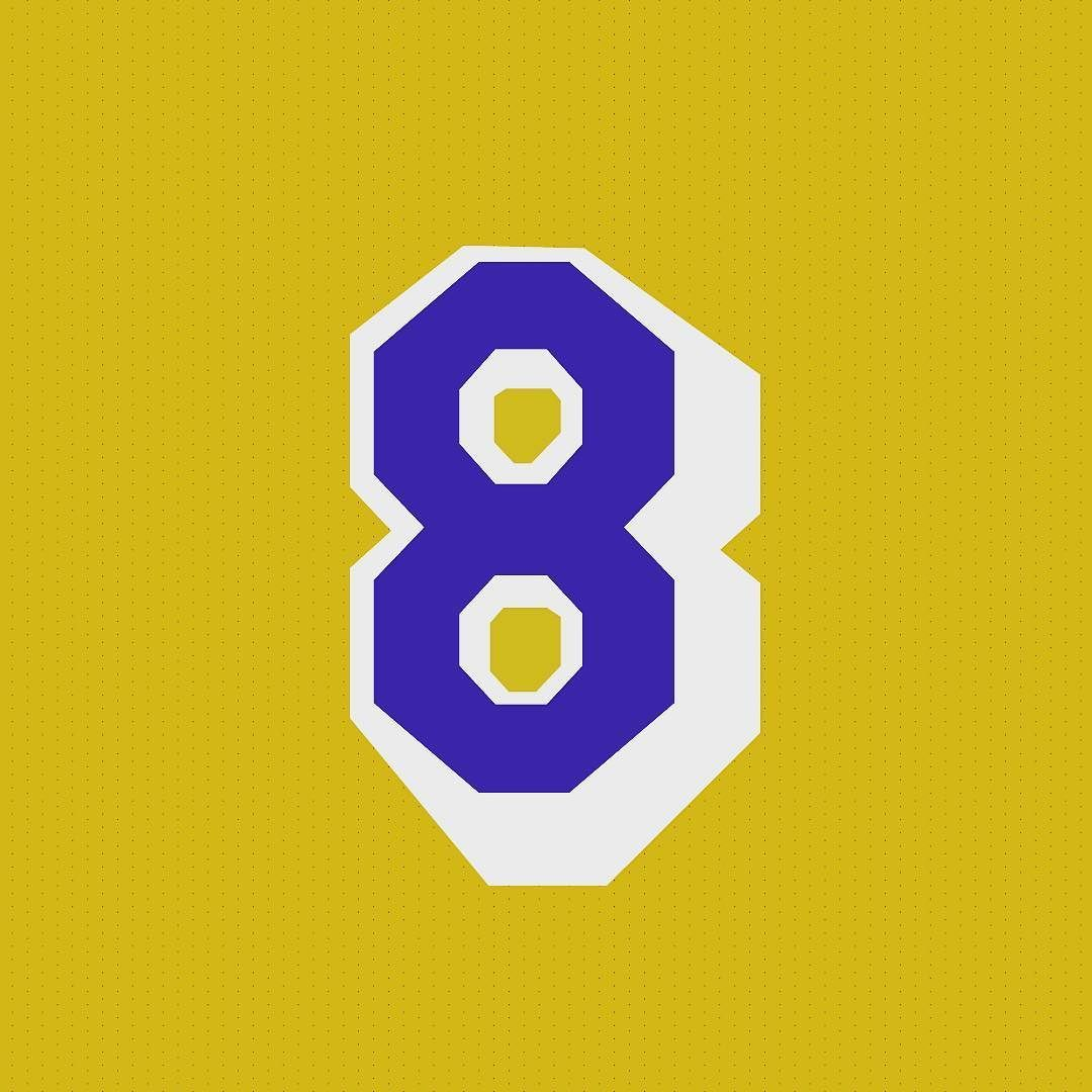 brand new c9dd8 52371 8 - Kobe Bryant #36daysoftype #36daysoftype04 #36days_04 ...
