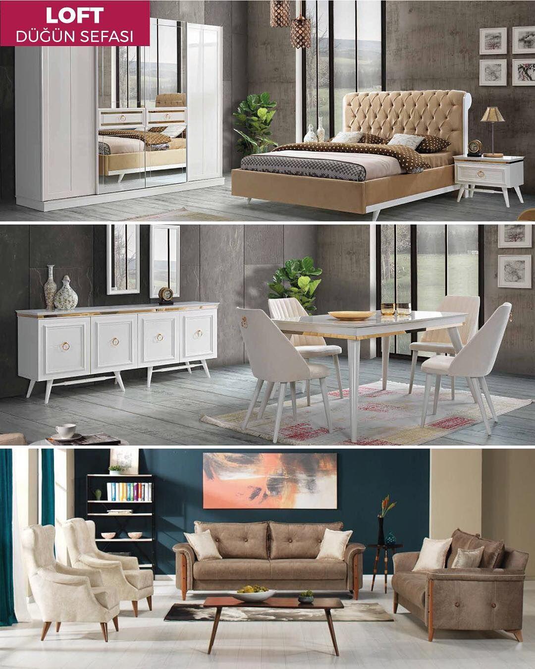 DÜĞÜN MOBİLYASINI ALMAK TA KOLAY, ÖDEMEK TE! Yatak Odası, yemek odası ve koltuk takımından oluşan düğün sefalarında en yeni modeller en iyi fiyatlarla her zaman Özbay'da.  #düğünpaketi #düğünmobilyası #home #modern #chesterkoltuk #lüks #mobilya #furniture #içmimar #dekorasyon #kampanya #indirim #taksit #yeni #model #enuygunfiyat #koltuktakımı #yatakodasi #yemekodasi #düğün #ev #kadın #yasam #sitelermobilya #ankara #özbaymobilya www.ozbaymobilya.com
