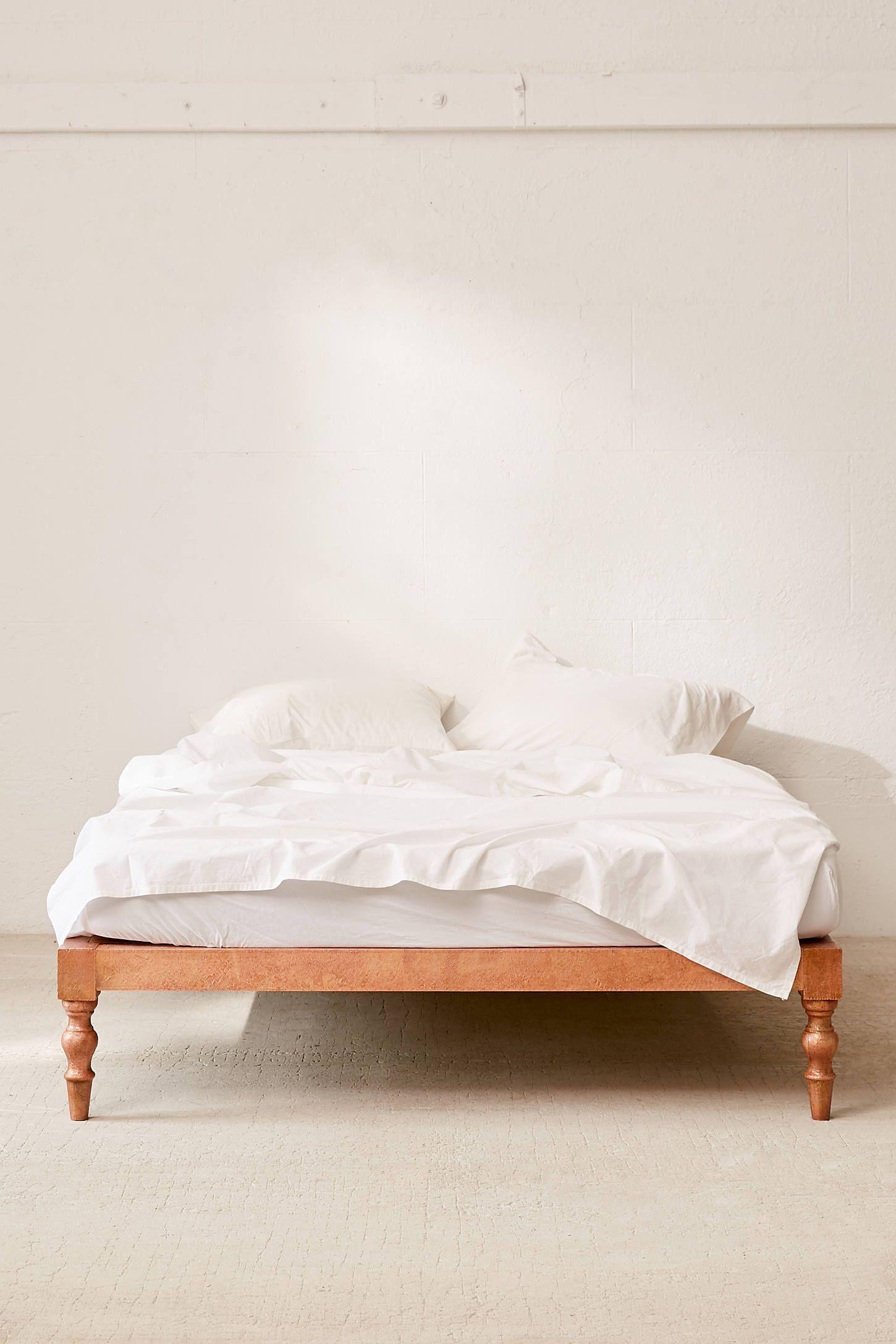 Bohemian Platform Bed Bohemian Platform Bed Bed Frame Bed