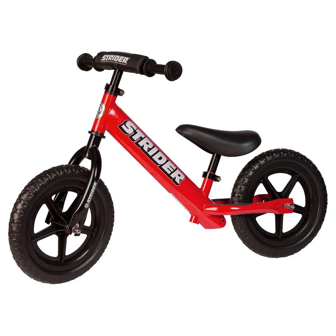 STRIDER 12 Sport NoPedal Balance Bike Red Balance bike