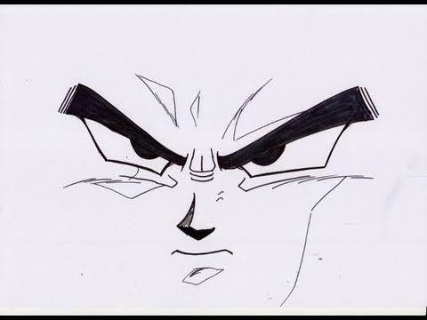 Goku Face