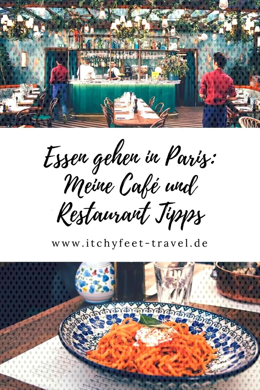 Comer fuera en París consejos para mi café y restaurante | Picazón en los pies Comer en París