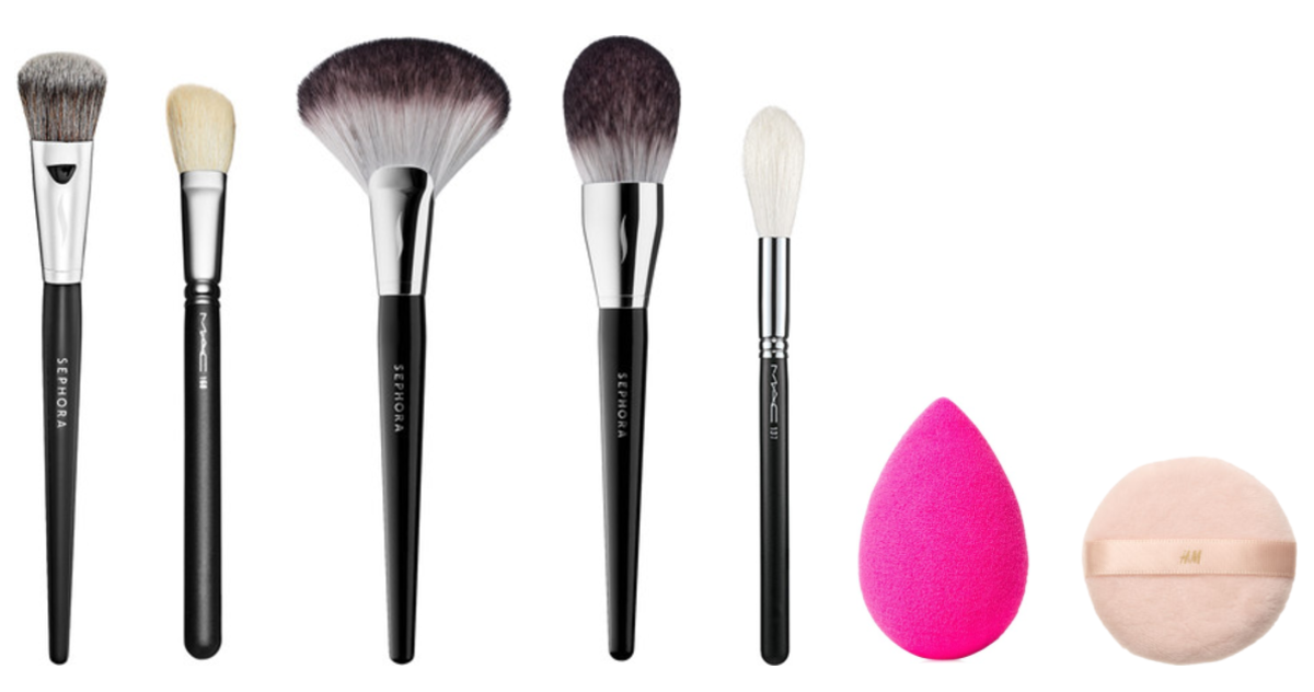 Makeup Essentials The 17 Products You Need College