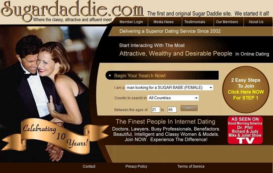 Sugardaddie com sign in