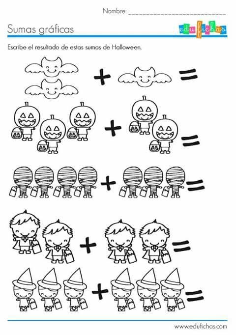 Conteo matemático | Aula | Pinterest