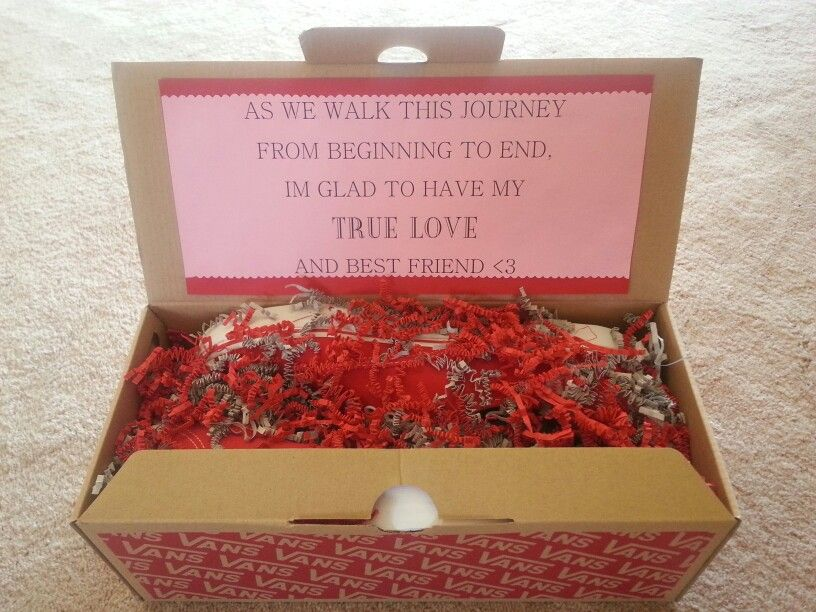 A cute way to show the man in your life that you love him with ...
