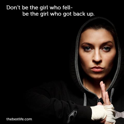 women fighting quotes