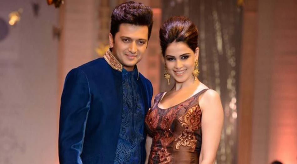 Riteish Deshmukh and Genelia DSouzas fairytale love